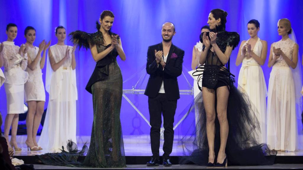 ivan donev fashion show